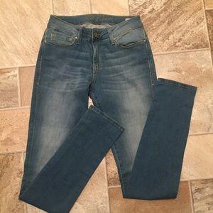 Mavi Alexa Midrise Jeans